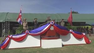 เริ่มแล้ว! แข่งขันโดดร่มกองทัพไทยและสำนักงานตำรวจแห่งชาติครั้งที่ 51