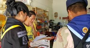คุมเข้มร้านขายประทัดในระแงะ สนองนโยบายแม่ทัพภาค 4 งดซื้อขายช่วงรอมฎอน