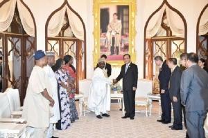 ทูตไนจีเรียเยี่ยมคารวะนายกฯ หนุนยกระดับสัมพันธ์สองฝ่าย