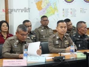 ตร.เมืองลุงดีเดย์เก็บปลอกกระสุนปืนขึ้นทะเบียน มิ.ย.นี้ ลุยค้นเป้าหมาย 17 จุด ยึดปืนเพียบ