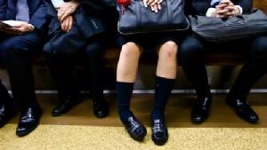 สาวขายบริการกับนักการเมืองญี่ปุ่น