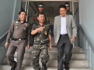 """ฝ่าย กม.คสช.จ่อฟันพรรคเพื่อไทย แถลงข่าว 4 ปี คสช.""""ศรีวราห์"""" รับลูกยันคดีเกี่ยวกับความมั่นคง"""