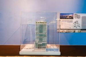 """ศิริราชเตรียมเปิด """"อาคารนวมินทรบพิตร 84 พรรษา"""" ปลายปีนี้ จัดแสดงเรื่องราว """"ในหลวง ร.๙"""" 25 ชั้น 25 เรื่อง"""