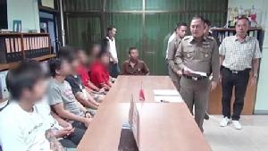 มอบตัวแล้ว 13 ราย ผู้ต้องหาในคลิปดังยกพวกรุมยำใน รพ.ชลบุรี