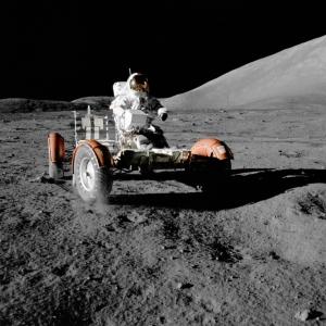 อินเดีย จีน และอเมริกากับกิจกรรมบนดวงจันทร์