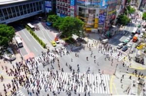 """ยล """" 5 แยกชิบุยะ"""" จากมุมที่สวยที่สุดในโตเกียว"""