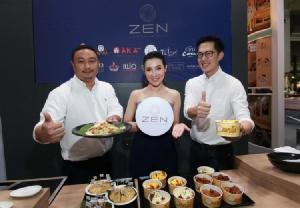 ZEN ร่วมแสดงผลิตภัณฑ์ในงาน THAIFEX
