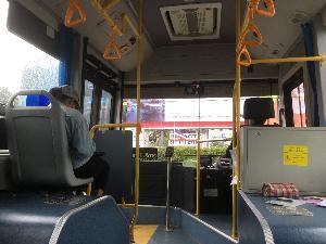 "Review : ""รถเมล์เชียงใหม่"" RTC Chiang Mai City Bus บินจากกรุงเทพฯ ขึ้นตรงไหน?"