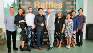 """""""โอม ค็อกเทล"""" ร่วมงาน Raffles Open House 2018 แชร์ไอเดีย ภายใต้แนวคิด SUCCESS BY DESIGN"""