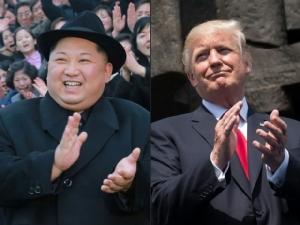 """""""ทรัมป์"""" แย้มเชิญ """"คิม จองอึน"""" เยือนทำเนียบขาว หากประชุมซัมมิตประสบความสำเร็จ"""