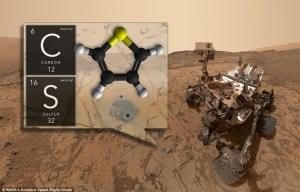 "In Pics : ฮือฮา! นาซาค้นพบ ""ส่วนประกอบสิ่งมีชีวิตที่ซับซ้อน"" บนดาวอังคาร"