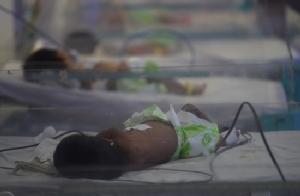 Brazilian newborn survives seven hours buried alive