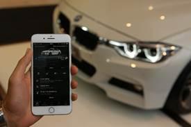 บีเอ็มดับเบิลยู เปิด BMW ConnectedDrive พลิกโฉมยานยนต์สู่โลกดิจิทัล