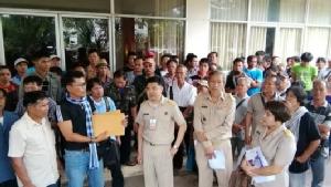 แรงงานไทยหนีภัยสงครามลิเบียร้องรัฐช่วย หลังแบกหนี้เปล่าก่อนสัญญาหมด