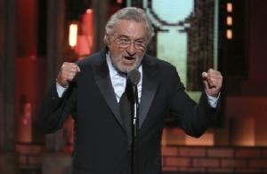 Robert De Niro bleeped at Tony Awards for Trump F-bomb
