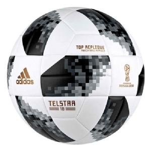 """ส่อง """"Telstar 18"""" บอลเจ้าปัญหาที่ """"โด้"""" และจอมฟรีคิกต้องผวา"""