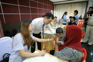 สภากาชาดไทย สร้างชีวิตใหม่ผู้ป่วยปากแหว่ง-เพดานโหว่