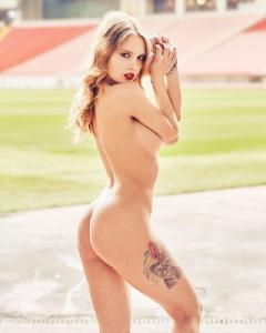 เปิดภาพ 11 นางแบบ Playboy รัสเซีย ร้อนแรงรับฟุตบอลโลก 2018