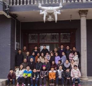 """ล้ำ...โดรน """"ฝังตัว"""" ในชีวิตประจำวันชาวจีน (ชมภาพ)"""