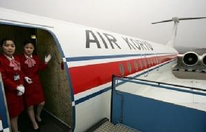 """""""สายการบินเกาหลีเหนือ"""" เตรียมเปิดเส้นทางบินใหม่เข้า """"เมืองซีอาน"""" ของจีน"""