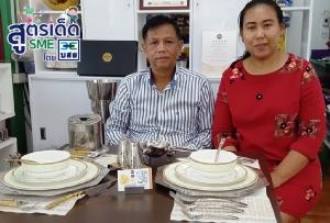 โพธิ์ทองอรัญญิก รุกตลาด Premium Gift  แฮนด์เมดกรุงศรี ขี่กระแสนิยมไทย