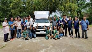 """เปิดโครงสร้าง """"รถนักเรียนปลอดภัย"""" ผลงานนักวิจัยไทย"""