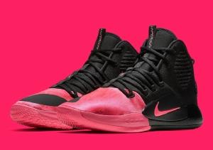 ชมก่อนใคร 'Nike Hyperdunk' สีชมพูสดใสเพื่อระลึกถึง 'Kay Yow'