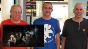 """เผยประวัติ """"สองนักดำน้ำ"""" ชาวอังกฤษ ร่วมกับหน่วยซีลค้นพบ 13 ชีวิตถ้ำหลวงจนเจอ"""