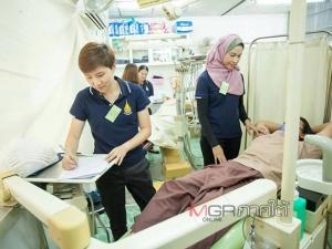 คณะแพทย์ ม.อ.ห่วงใยสุขภาพผู้ต้องขังหญิง จัดโครงการแพทย์ ม.อ.สัญจรครั้งที่ 5