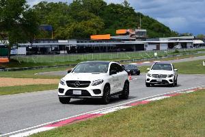 Mercedes-Benz Driving Event เรียนการขับกับตัวแรง