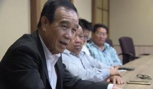 กก.บห.ประชาธรรมไทย ยื่น กกต.ลาออก โวย หน.พรรค ไม่ให้เกียรติ จ่อตั้งพรรคใหม่