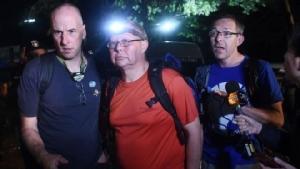 ทีมโปรดักชันหนังอเมริกัน ปักหลักถ้ำหลวงฯ หาข้อมูลเตรียมทำหนังฉายทั่วโลก