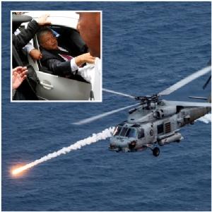 """ปธ.เม็กซิโกคนใหม่ """"ยกเลิกซื้อ"""" ฝูงฮ.ซีฮอว์ก MH-60R กับสหรัฐฯ - เลขายแอร์ฟอร์ซวันของ """"เปนญา นีเอโต"""" คืนให้โบอิ้ง"""