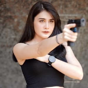 อัพเดตความสวย เซ็กซี่ 'หมวดกิ่ง' ตำรวจหญิงสุดฮอต