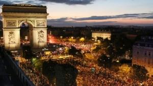 ฝรั่งเศสเตรียมกระจายกำลังตำรวจ 110,000 คนทั่วประเทศช่วงนัดชิงบอลโลก