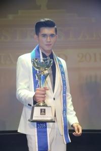 """""""เพทริก"""" หนุ่มลพบุรี คว้า Mister Star Thailand 2018"""