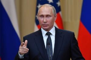"""""""ปูติน"""" จวกอังกฤษไร้หลักฐานพิสูจน์มอสโกวางยาพิษอดีตสายลับ ชี้คดีรัสเซียป่วนเลือกตั้งสหรัฐฯ แค่ 'เกมการเมือง'"""