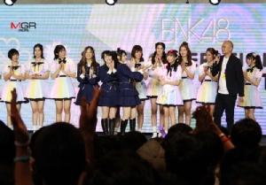 """""""เฌอปราง"""" เพิ่งรู้เพลงซิงเกิล 4 เผยถ่าย MV กับ AKB48 แล้ว แย้มเพลงแนวมุ้งมิ้ง"""