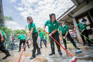 เทสโก้ โลตัส ชวนทำความสะอาดพื้นที่สาธารณะ แจกฟรีชุดอุปกรณ์ทำความสะอาดทั่วประเทศ เนื่องในโอกาสเฉลิมพระชนมพรรษา ร.๑๐