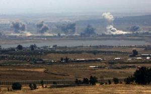 """กบฏซีเรียตกลงส่งมอบพื้นที่ติด """"ที่ราบสูงโกลาน"""" ของอิสราเอลให้ฝ่ายรัฐบาล"""