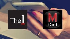 The 1 กลุ่มเซ็นทรัล VS M Card เดอะมอลล์กรุ๊ป 'แอปชนแอป' ในโลกนักช้อป