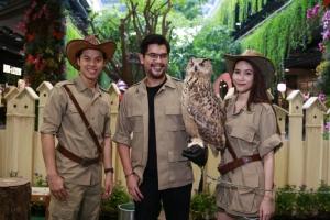 ศูนย์การค้าเซ็นทรัลเฟสติวัล อีสต์วิลล์ เชิญชวนคนรักนกและธรรมชาติ ร่วมชม Bird Exhibition ครั้งแรกในเมืองไทยที่รวบรวมนกสายพันธุ์เล็กสวนงาม กว่า 50 ชนิด ภายในงาน Bird Eye Ville