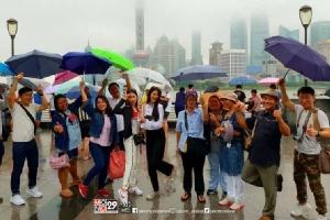 """""""เบนซ์ – นีน่า"""" นำทีมลุยเซี่ยงไฮ้ กับ """"MONO29 World TRIP 2018"""""""
