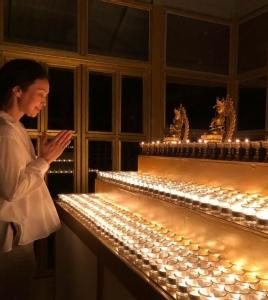 สงบจิต สงบใจ รักษากายใต้ร่มพระพุทธศาสนา