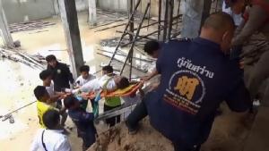 รับวันพระใหญ่! พื้นโบสถ์วัดเครือข่ายธรรมกายที่อุบลฯ ทรุด ชาวบ้านเจ็บ 23 คน