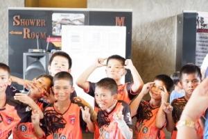 แบล็ค แพนเธอร์ คว้ารองแชมป์ รายการ Flick Youth Cup