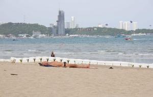 หาดพัทยาโฉมใหม่ ไฉไลกว่าเดิม นักท่องเที่ยวสุดประทับใจทำกิจกรรมชายหาดได้มากขึ้น
