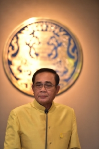 """""""ประยุทธ์"""" ปลื้มประกวดมิสยูนิเวิร์ส เห็นศักภาพประเทศไทยเป็นเจ้าภาพ รอคุยรายละเอียด"""