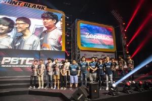 """""""POINT BLANK"""" ระเบิดศึกชิงแชมป์ประเทศไทย ชิงเงินรางวัล 1 ล้าน!"""