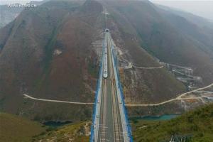 ลิ่ว..ลิ่ว!...ครบรอบ 10 ปี เปิดเส้นทางรถไฟความเร็วสูง ที่พัฒนาโดยจีน